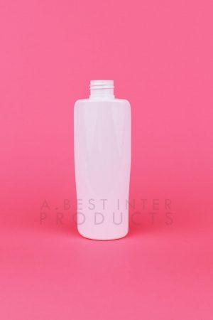 White Flat Bottle 120 ml
