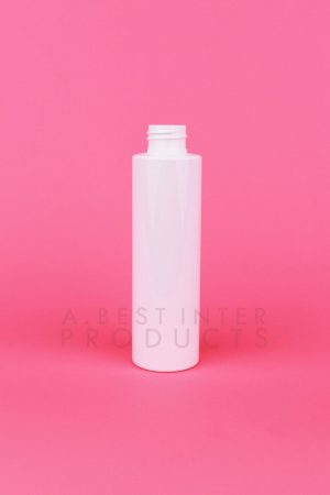 Round Cosmetic Bottle 125 ml