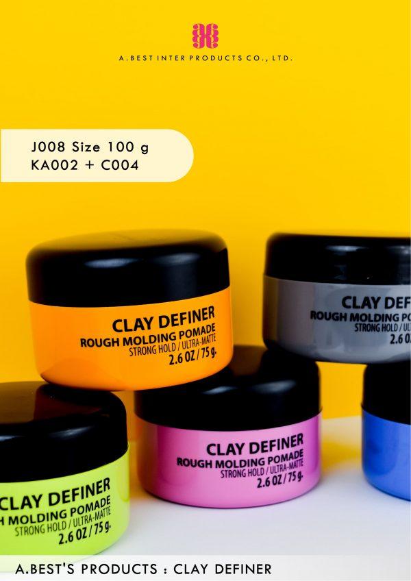 กระปุกทำสีต่างๆ สวมฝาเกลียวครอบอลูมิเนียม ของโรงงานผลิตบรรจุภัณฑ์เครื่องสำอาง